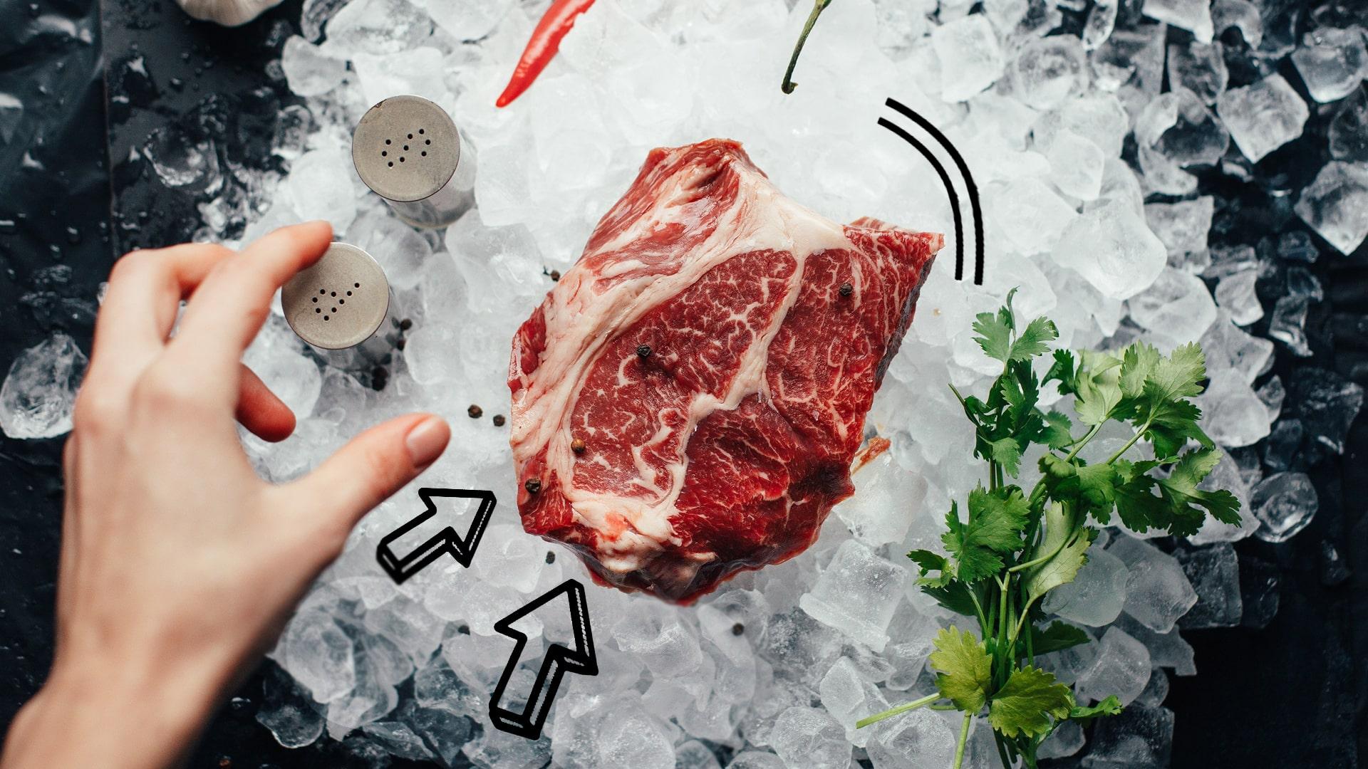 wołowina w żywieniu psów i kotów