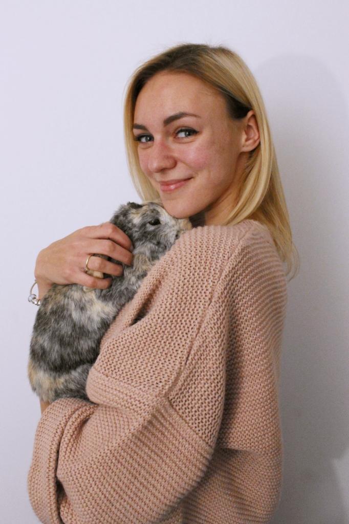 Katarzyna Pszczoła TiggerBlog