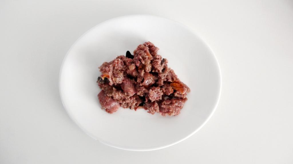 karma pełnoporcjowa