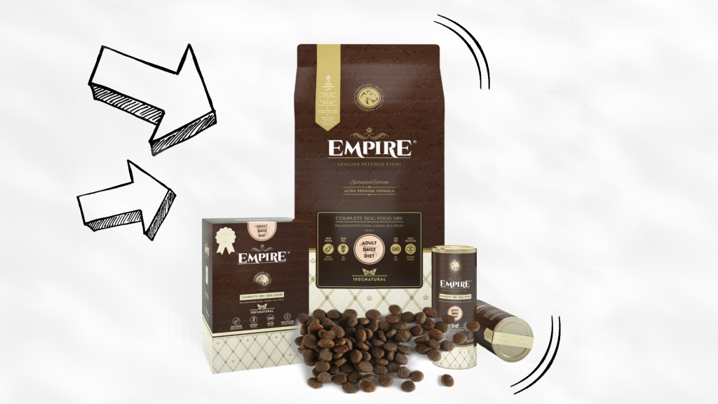 karma empire petfood